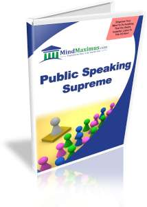 Public Speaking Supreme Brainwave Entrainment