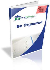 Be Organized Brainwave Entrainment
