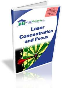 Laser Concentration And Focus Brainwave Entrainment