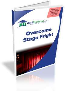 Overcome Stage Fright Brainwave Entrainment