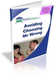 Avoid Choosing Mr Wrong Brainwave Entrainment