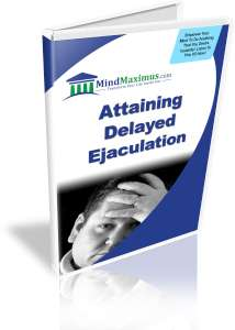 Attaining Delayed Ejaculation Brainwave Entrainment