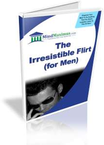 The Irresistible Flirt For Men Brainwave Entrainment