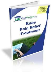 Knee Pain Relief Treatment Brainwave Entrainment