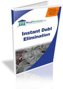 Instant Debt Elimination Brainwave Entrainment