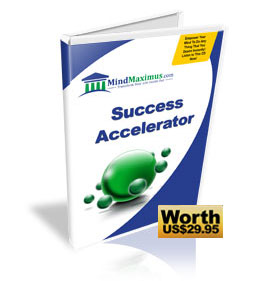 Success Accelerator Brainwave Cd
